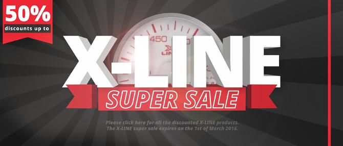X-LINE Sales