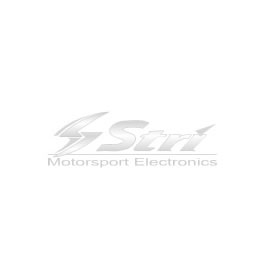 X-Line Smoke White LED Tachometer